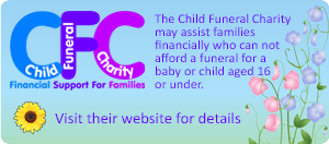 Child Funeral Charity, financial support for families