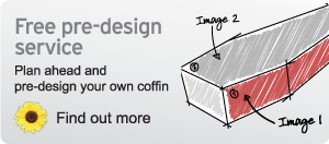 Create your own coffin design
