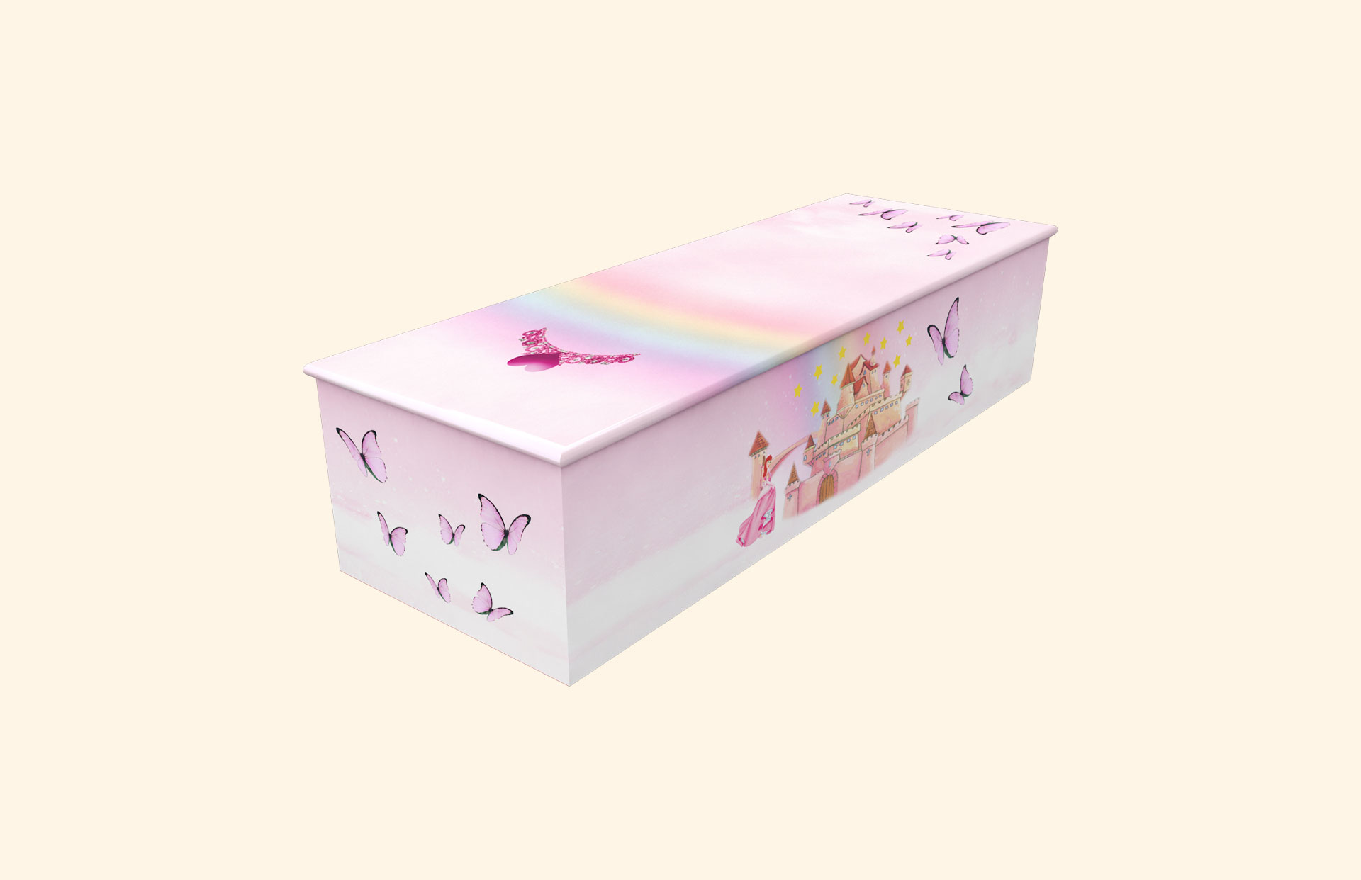 Our Princess child casket