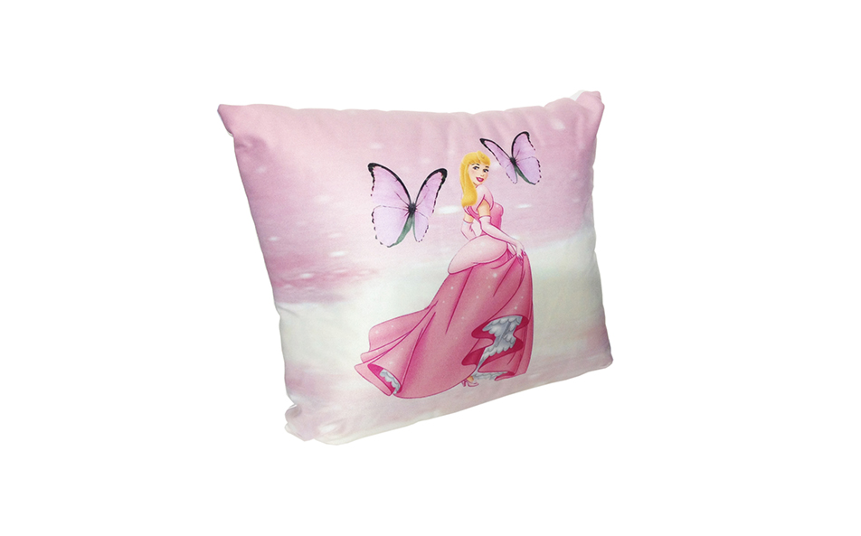 Pink Princess Pillow