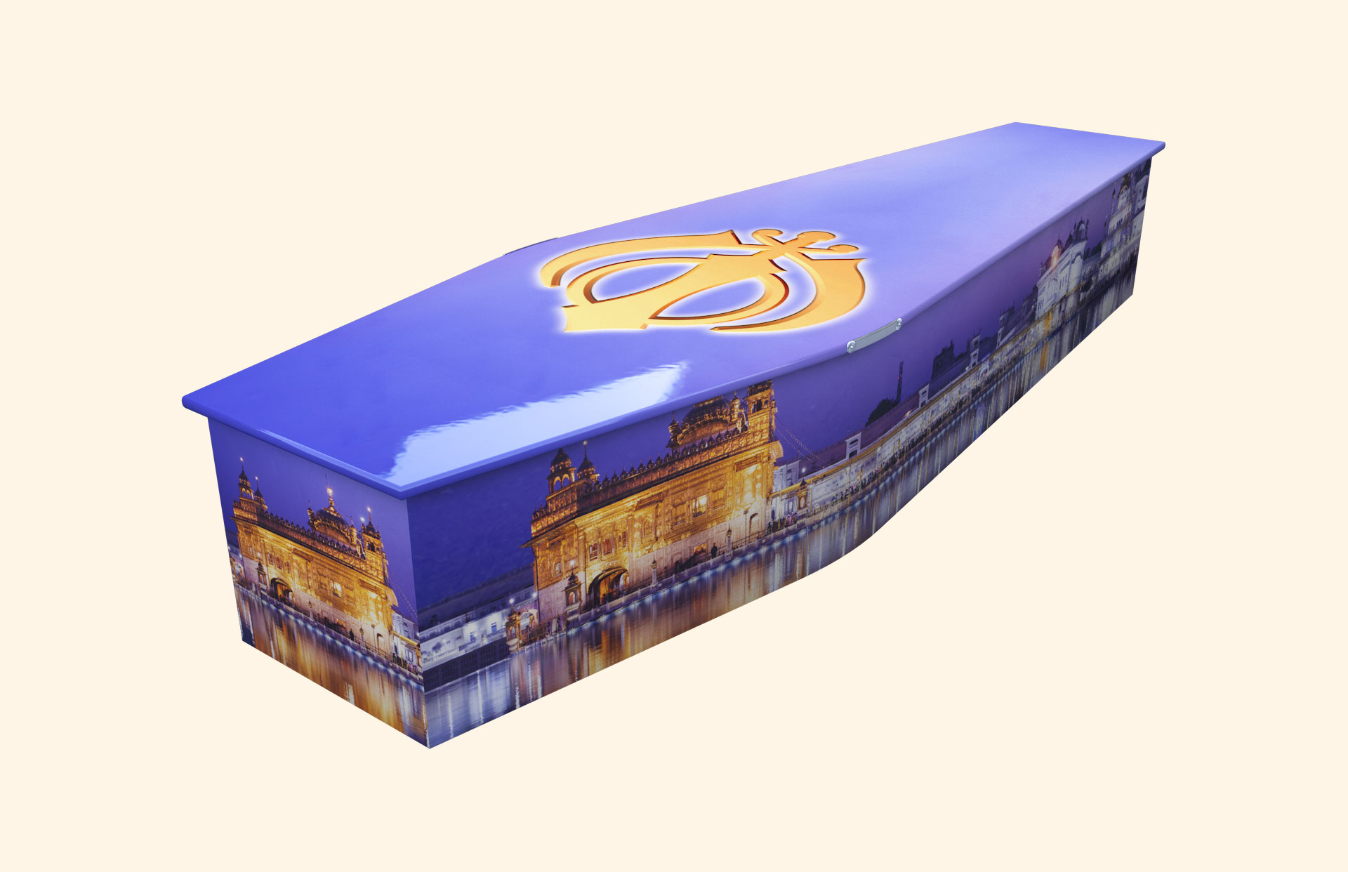 Sikh Traditional coffin