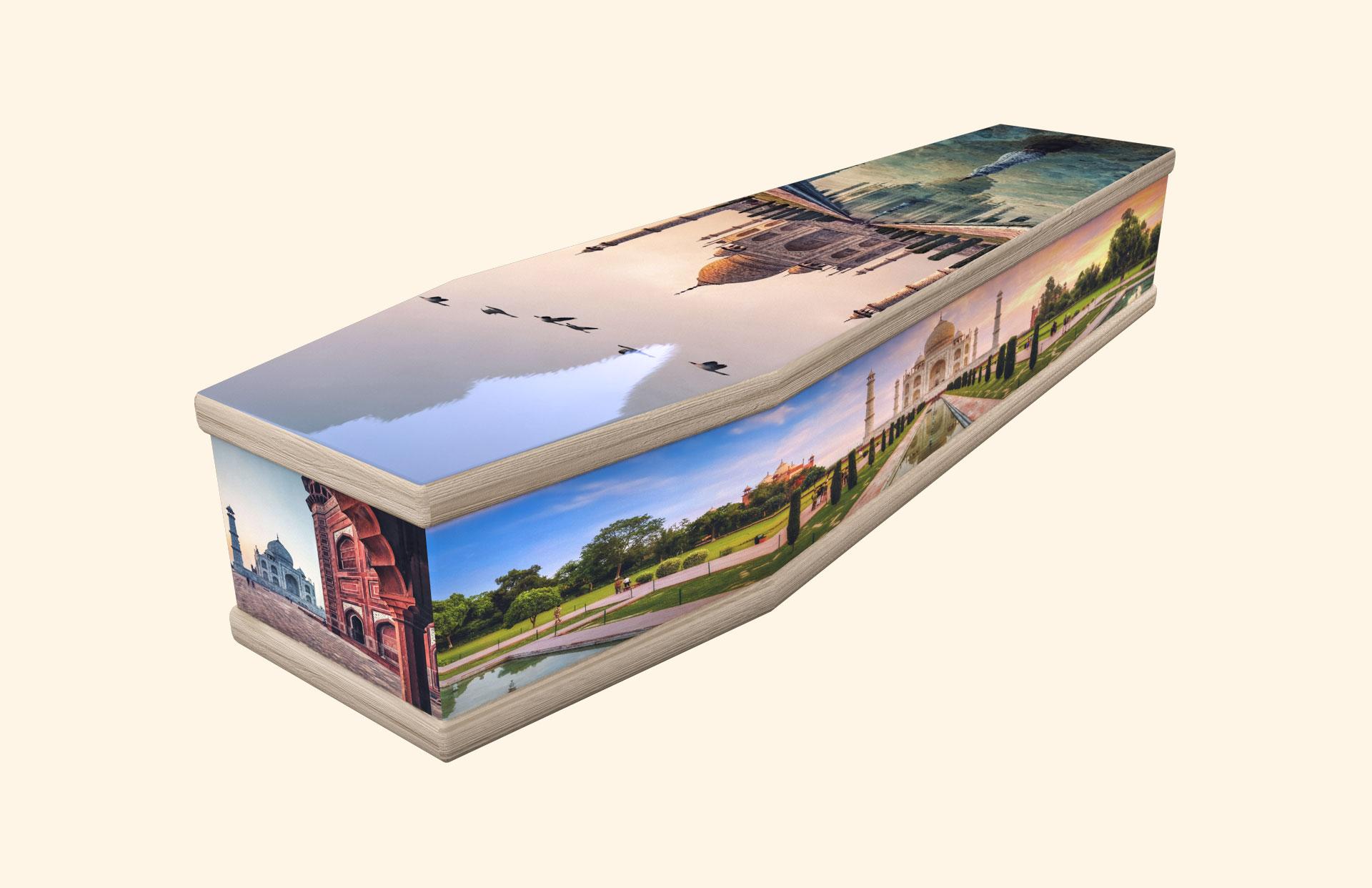 Taj Mahal classic coffin