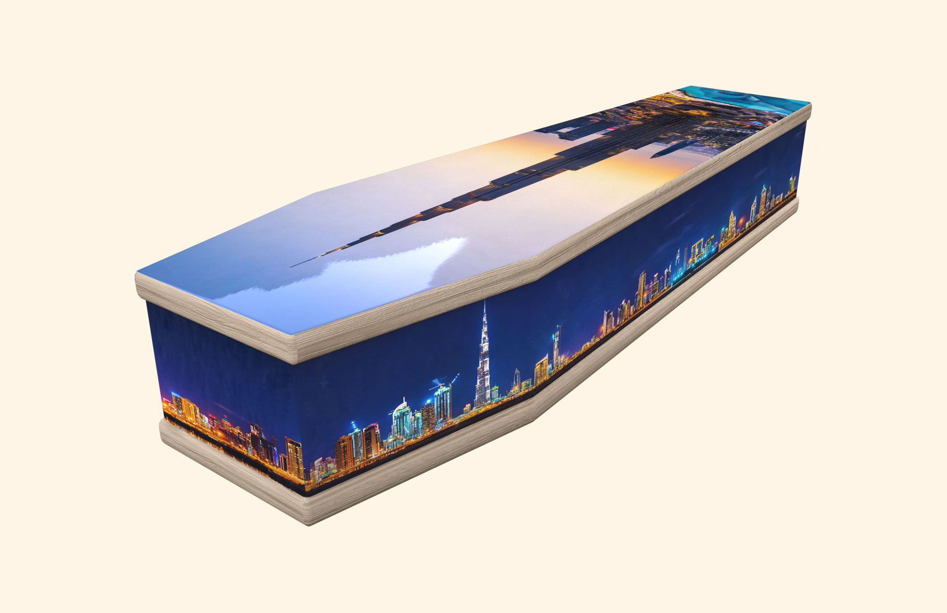 Burj Kahlifa classic coffin