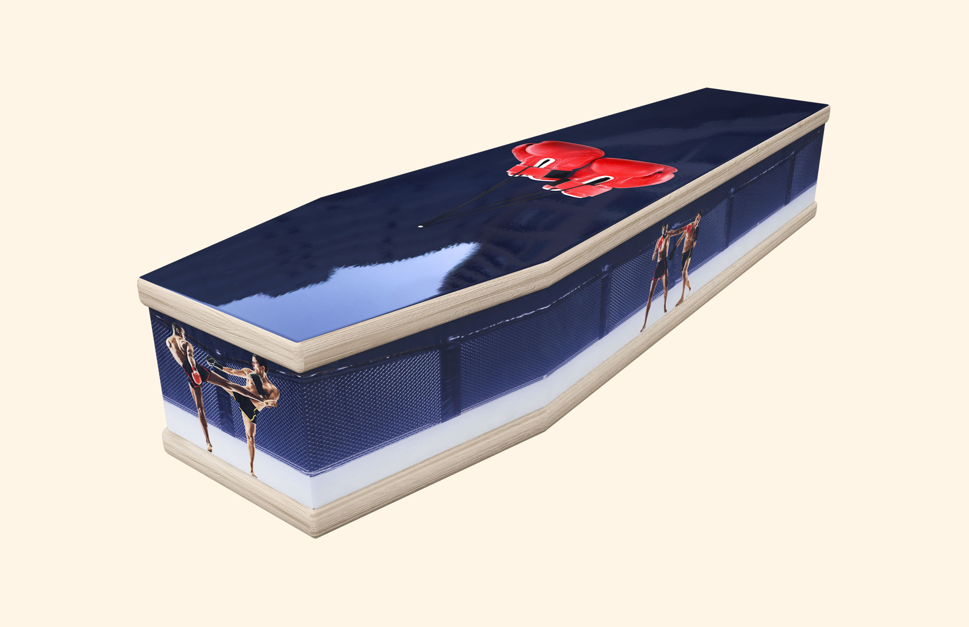 Ultimate Fighting Classic coffin