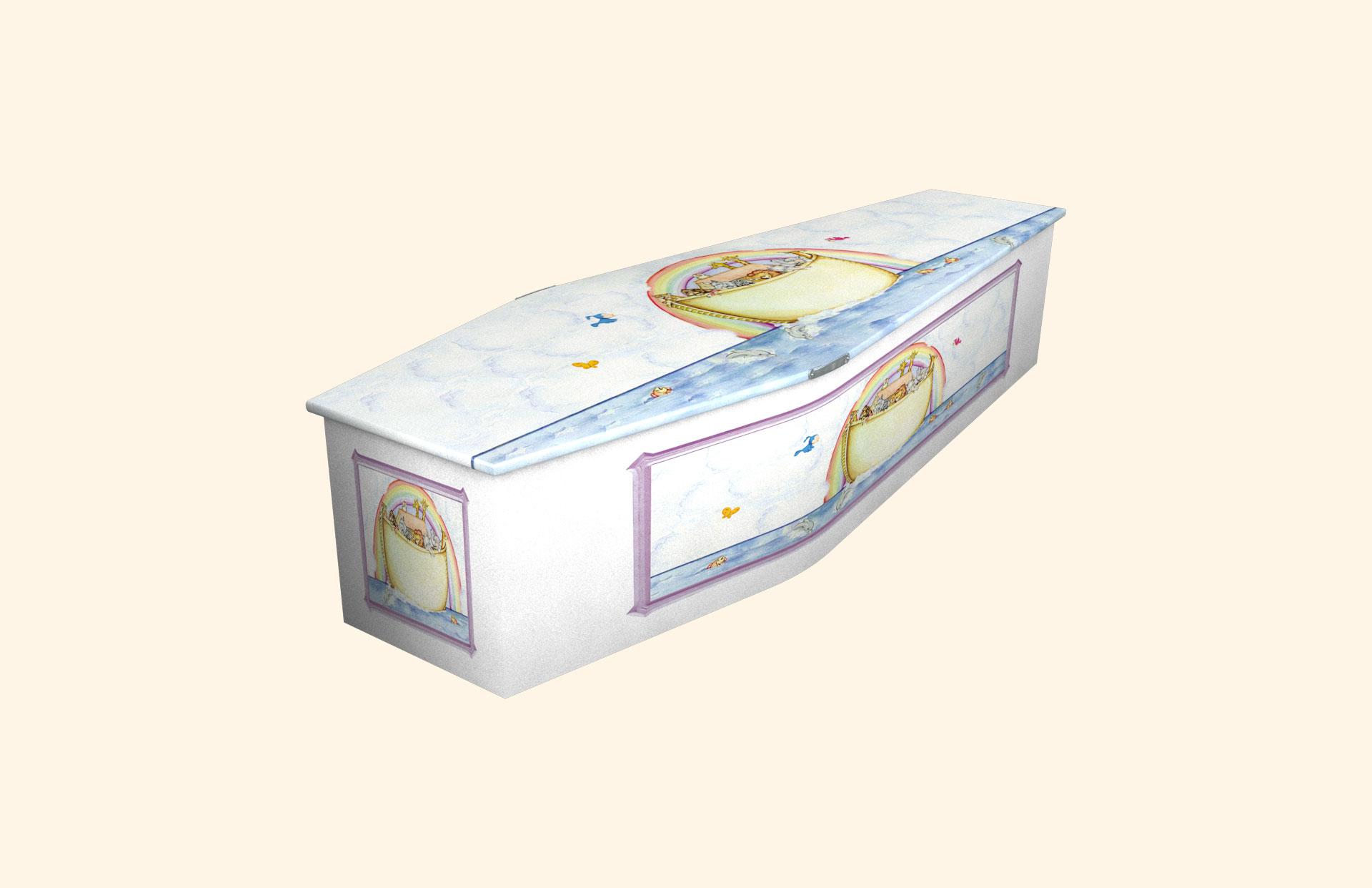 Noahs Ark child coffin