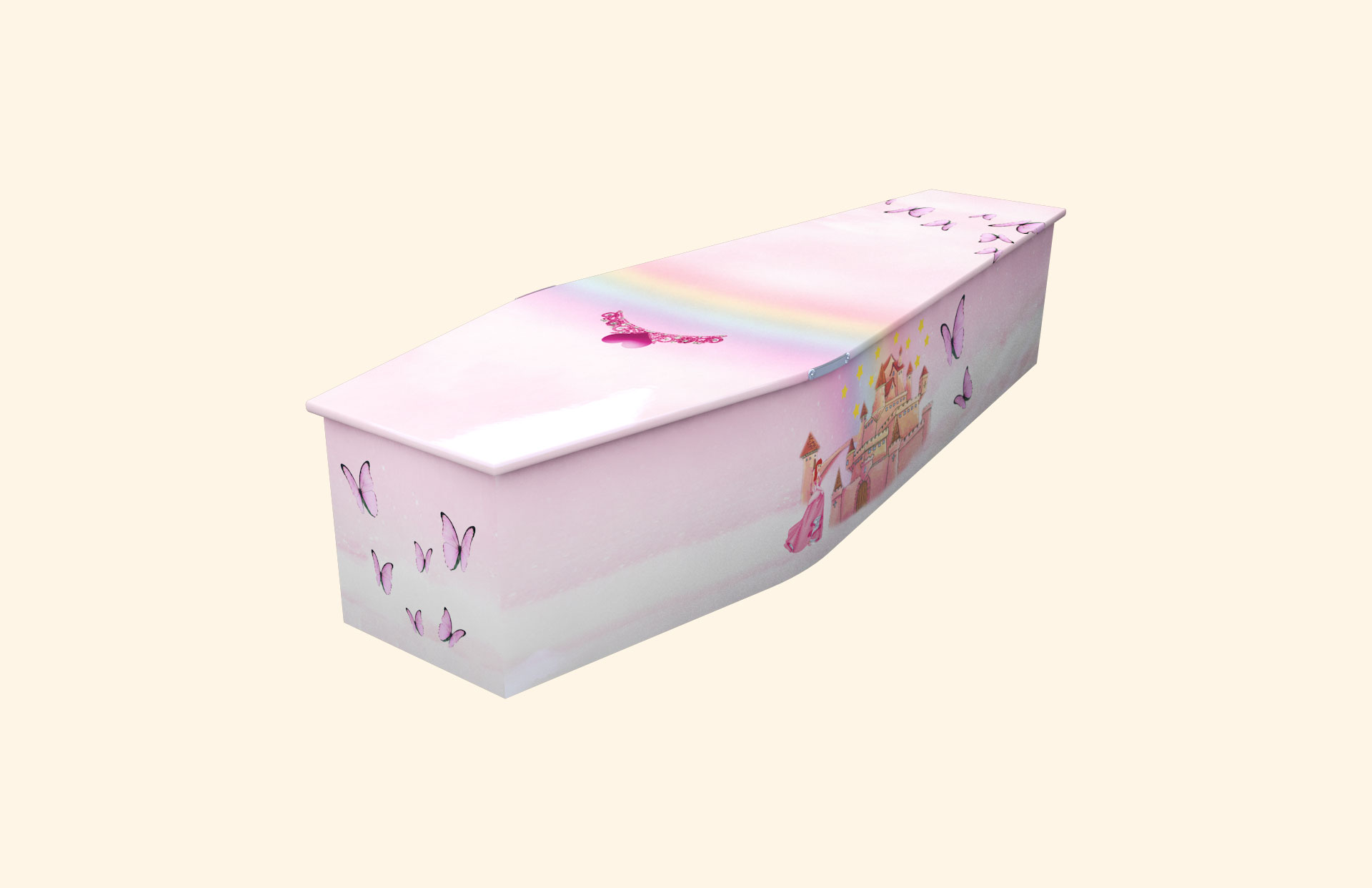 Our Princess child coffin