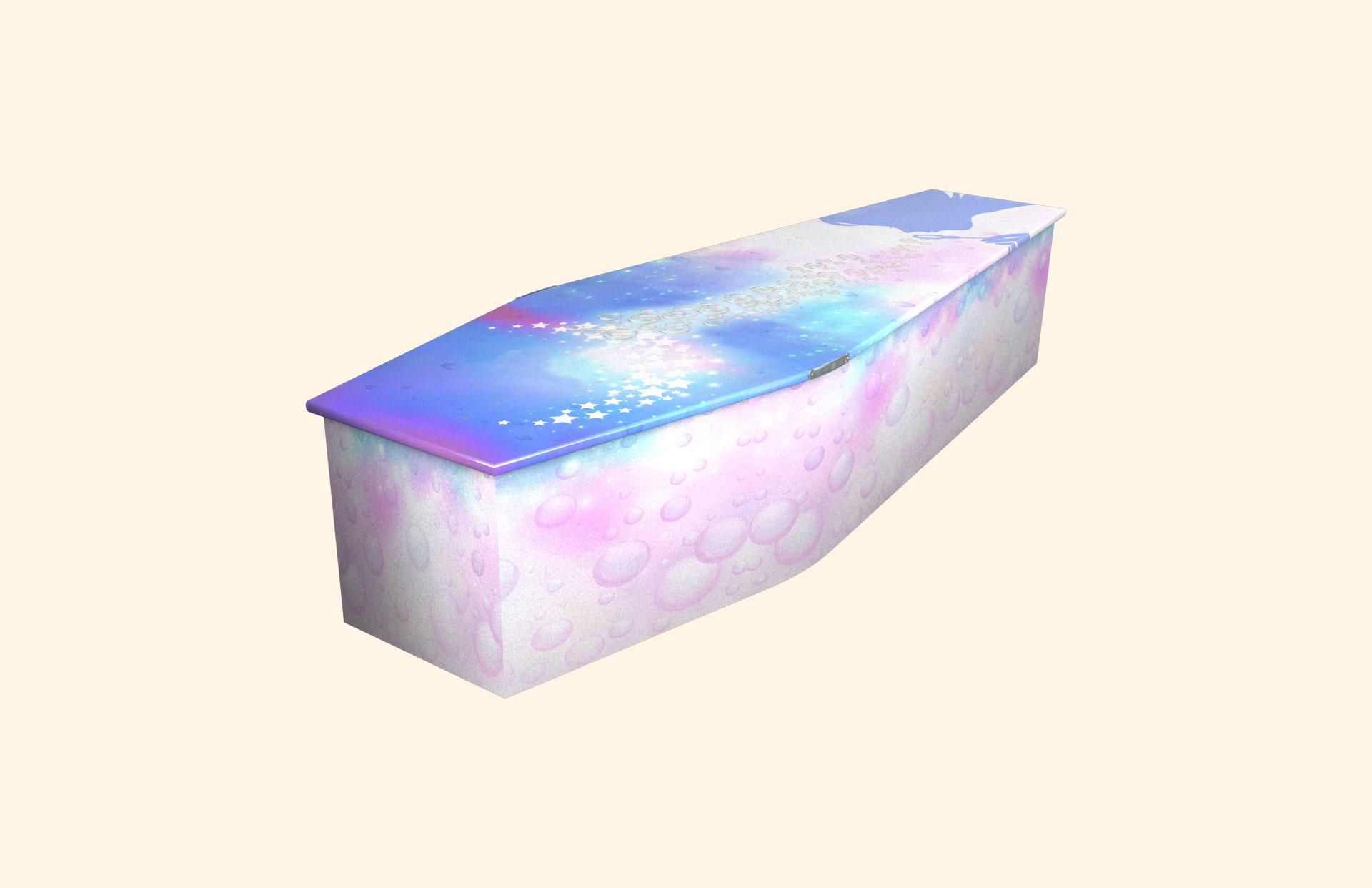 Moon Bubbles child coffin