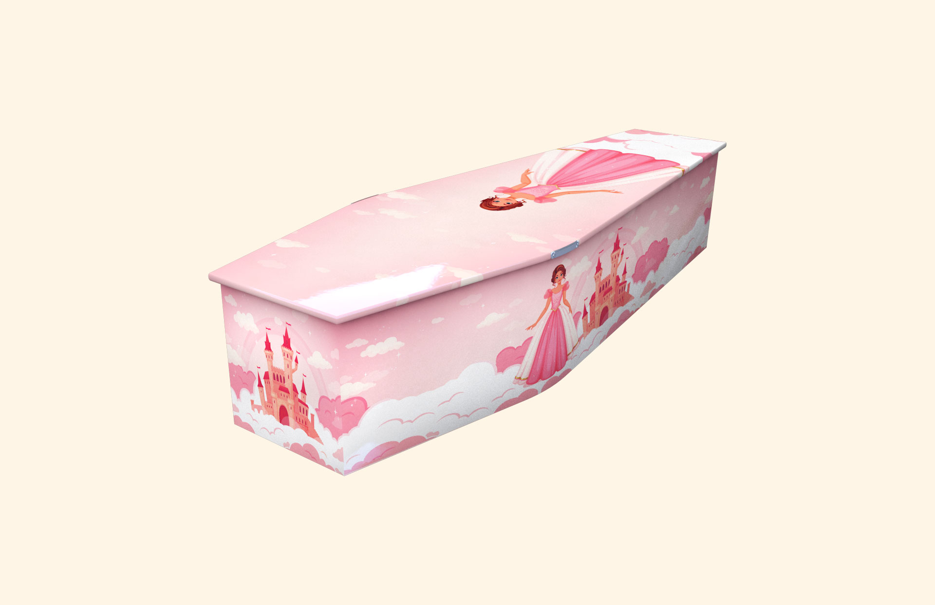 Our Baby Princess child coffin