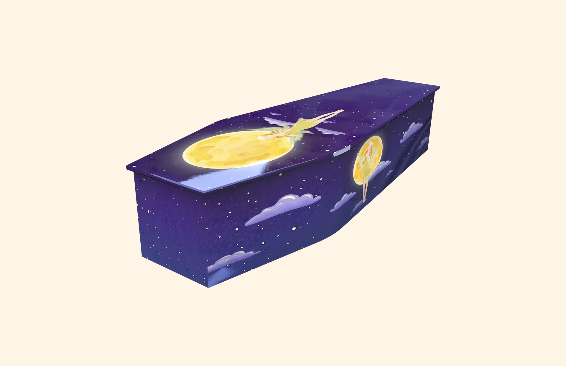 The Moon Fairy child coffin