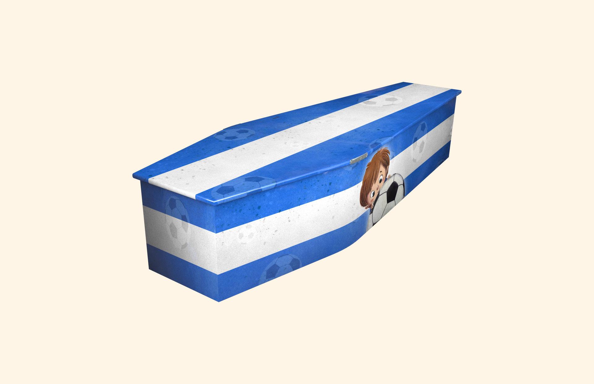 Best Ever Game child coffin