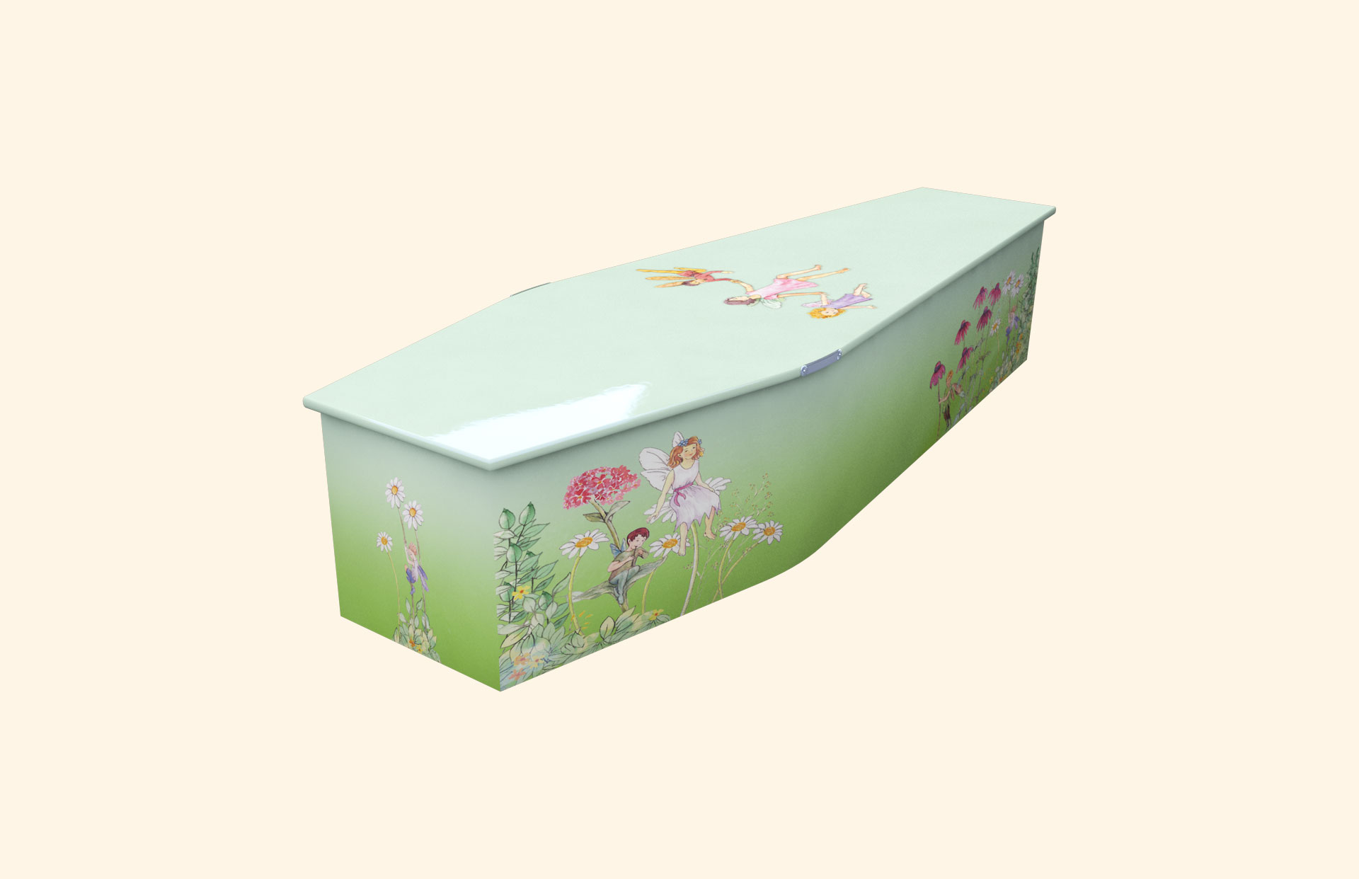 Fairyland Green child coffin