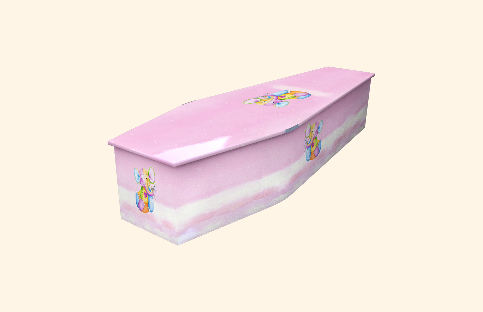 Forget Me Not child coffin