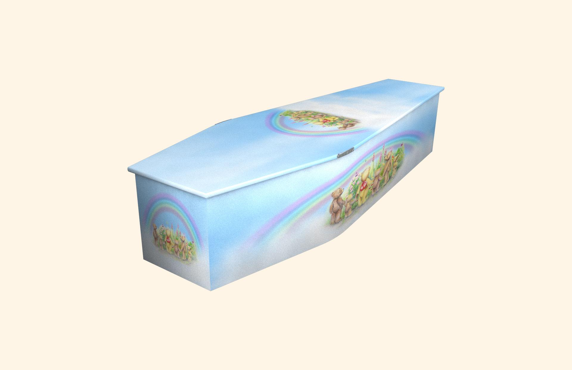 Round and Round the Garden child coffin