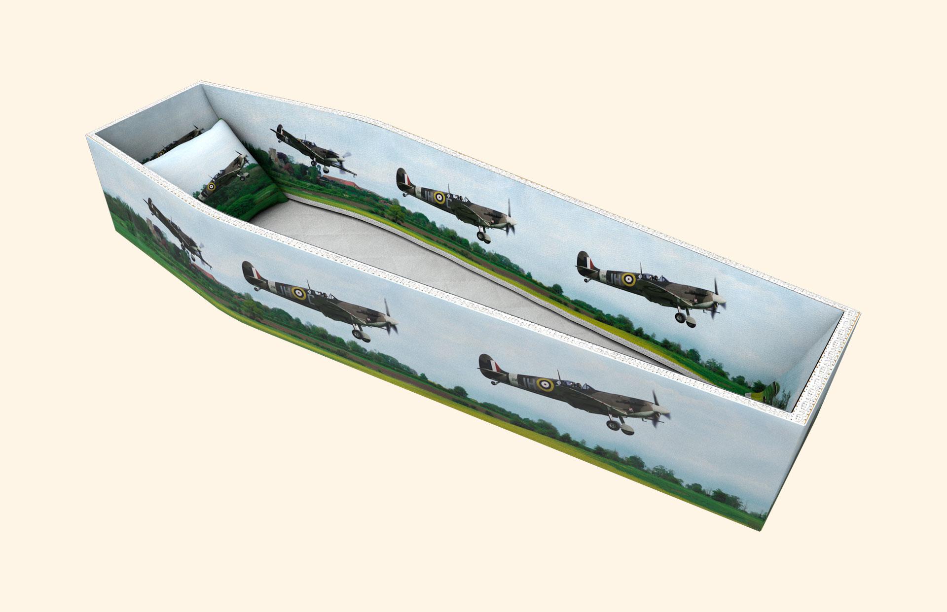 Spitfire side lining 3D