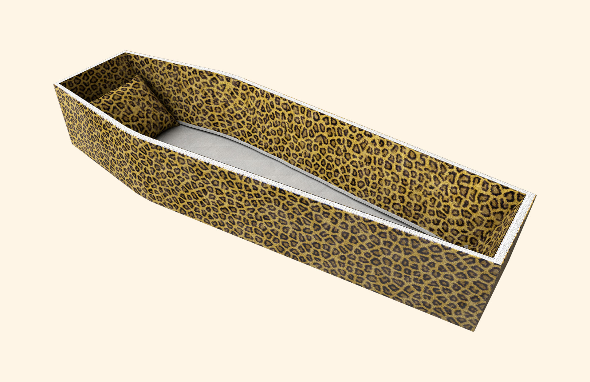 Leopard Skin side lining