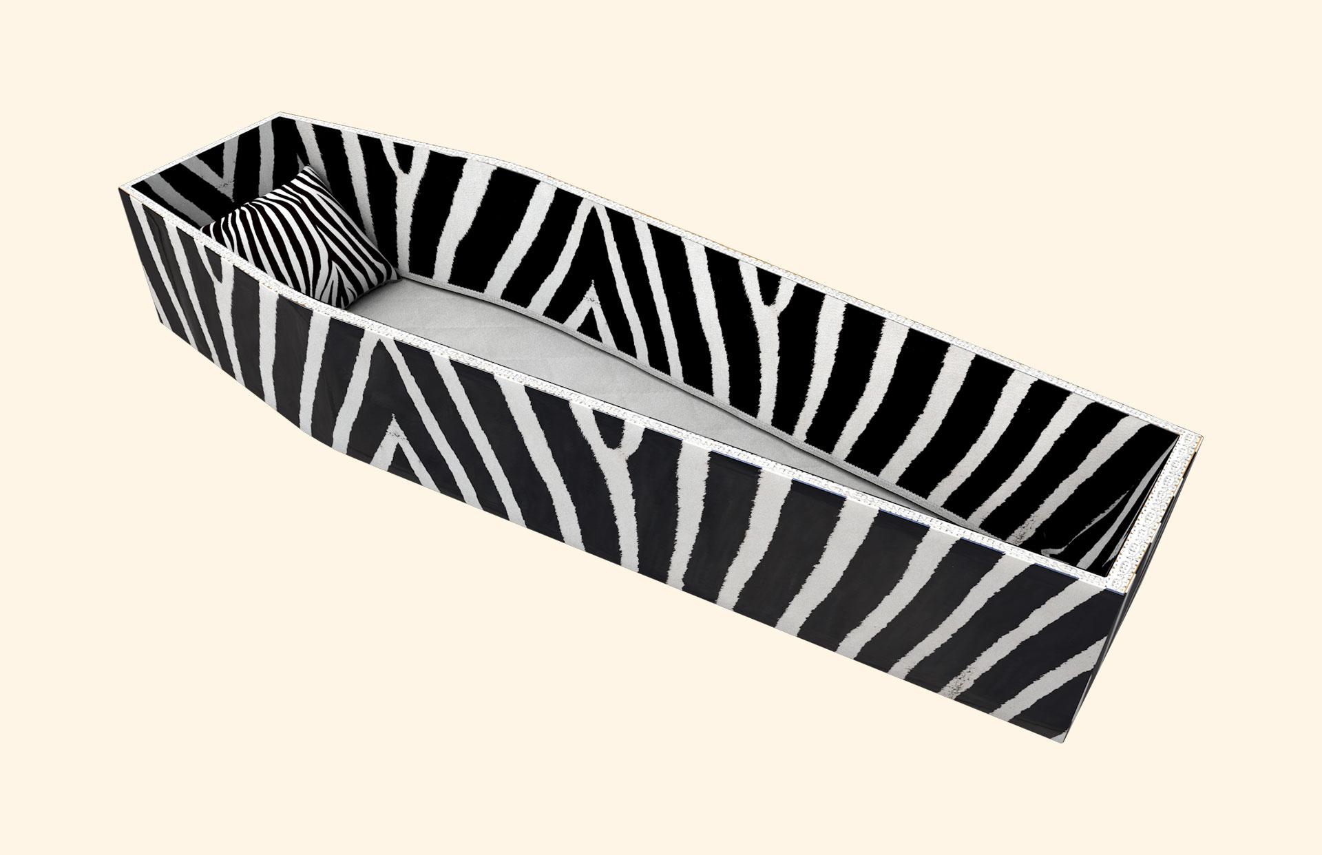 Zebra side lining 3D