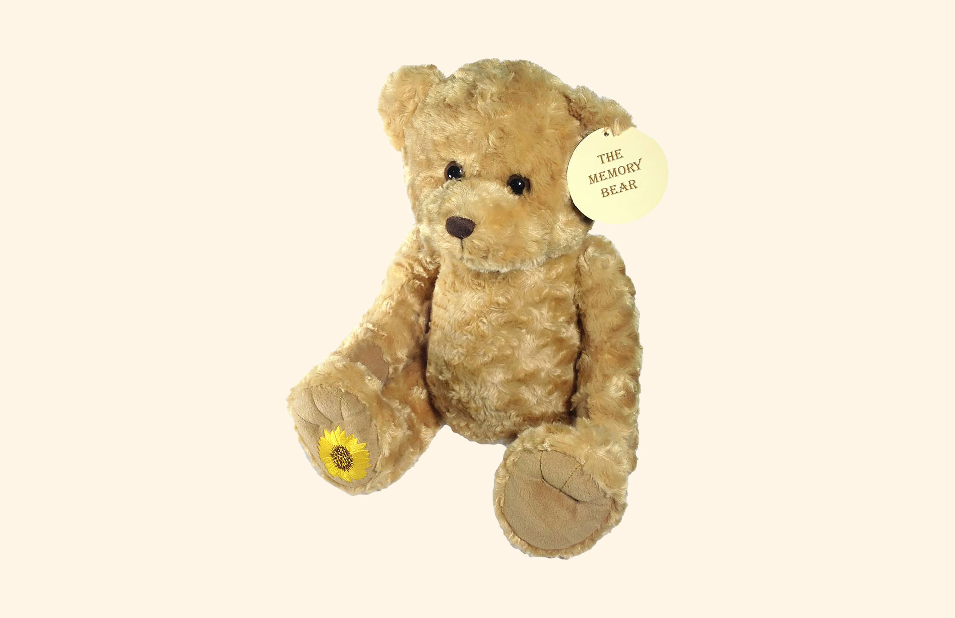 Memory Bear front view