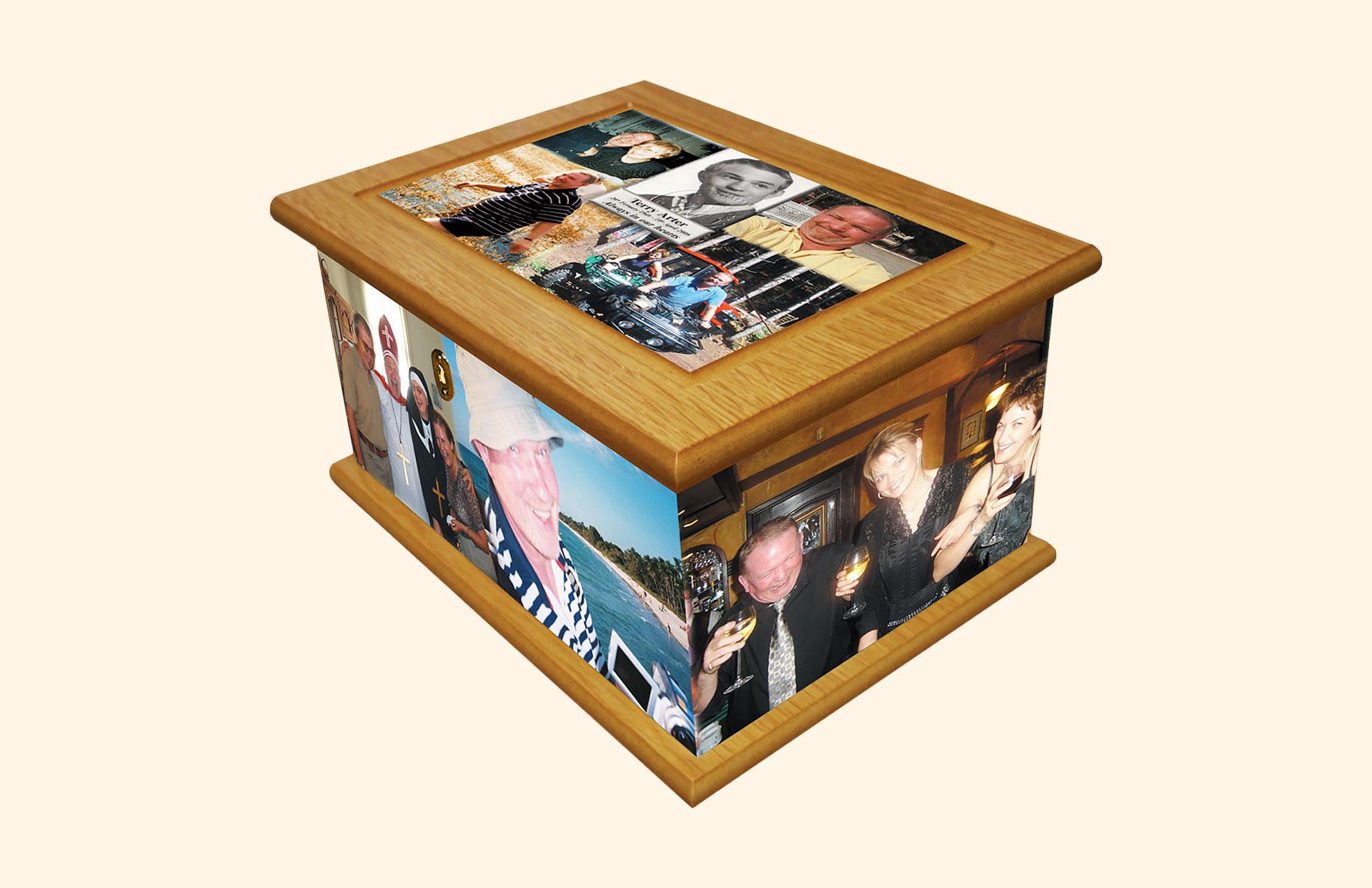 Prestige Memory Box closed
