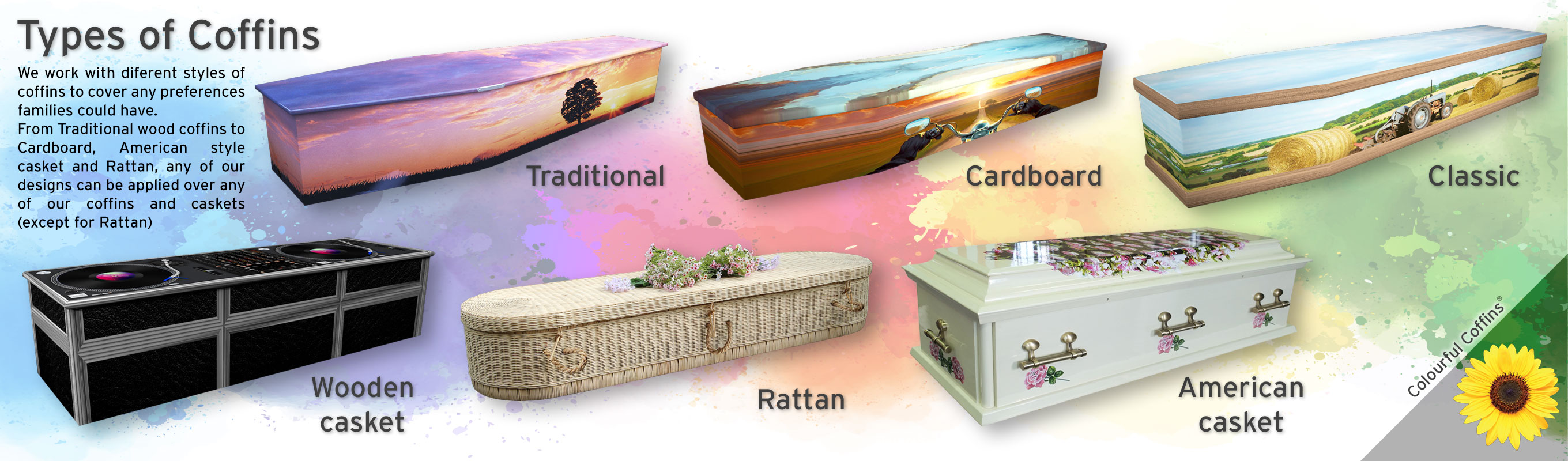 Types of Coffin