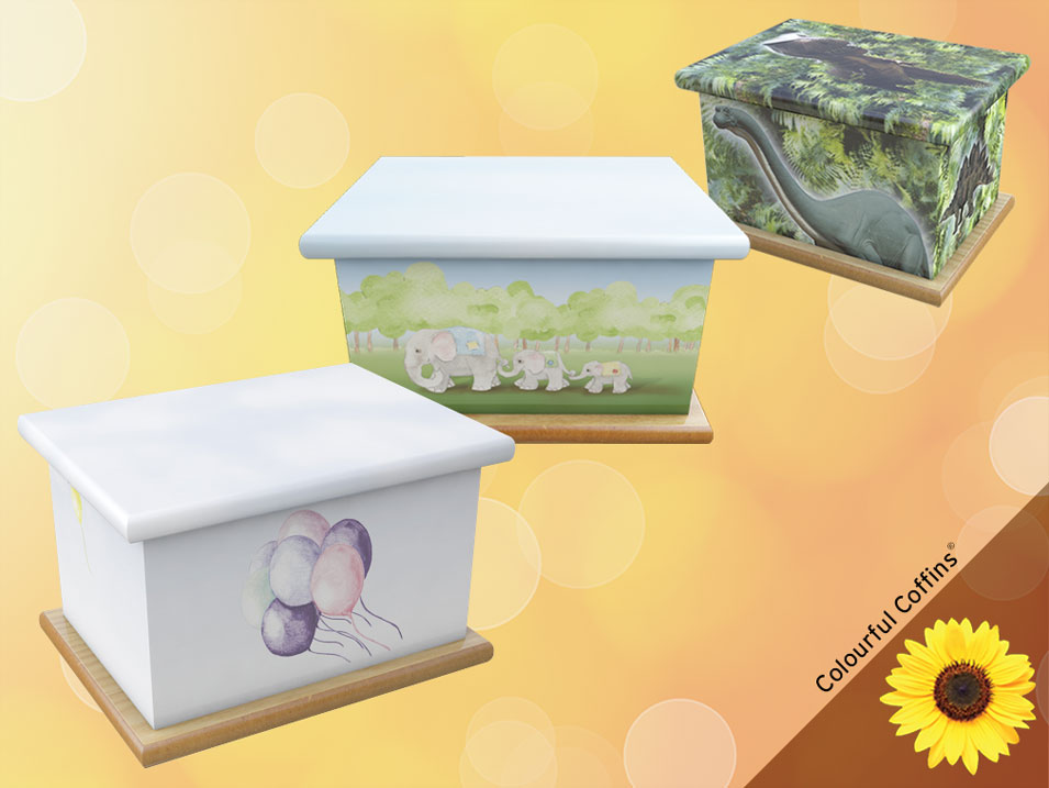 Child Cremated Remains Caskets